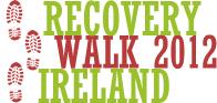 Recovery walk logo