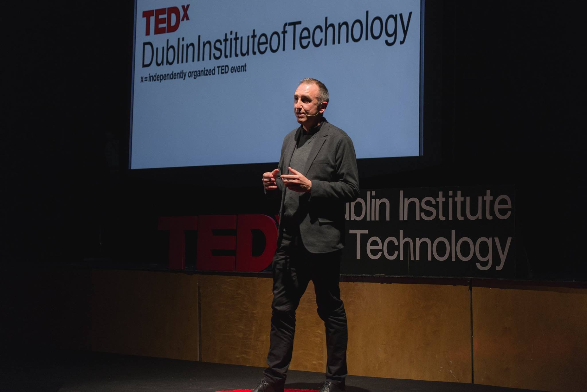Watch Tony's TEDx Talk on YouTube