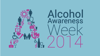 Alcohol Awareness Week logo