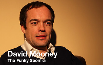 David Mooney, Funky Seomra