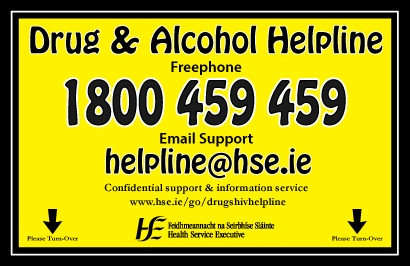 National Helpline - Drug and Alcohol Information and Support